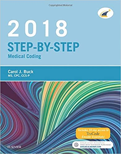 Step By Step Medical Coding 2018 Edition 9780323430814