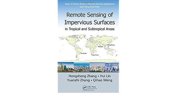 1. Overview of remote sensing in environmental studies/modeling