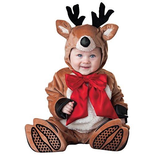Reindeer Rascal Baby Infant Costume - Infant Large