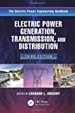 Electric Power Generation, Transmission, and Distribution, , 1439856281