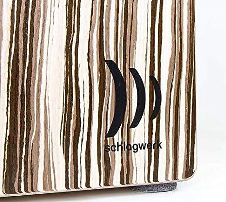 Schlagwerk Cajon 2inOne CP-409ST SoftTouch Barista /& Tasche /& Pad  SONDERANGEBOT