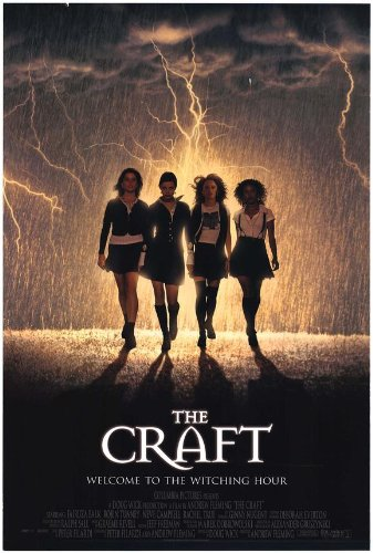 The Craft Poster Movie B 11x17 Robin Tunney Fairuza Balk Neve Campbell Rachel True