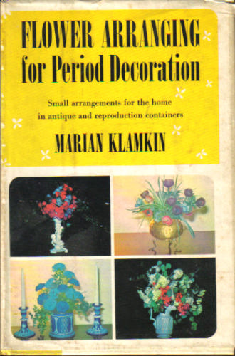 Flower Arranging For Period Decoration
