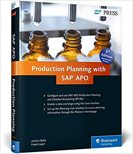 SAP APO Production Planning