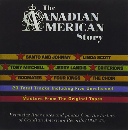 Canadian-American Story / Various ()
