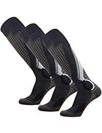 High Performance Wool Ski Socks – Outdoor Wool Skiing...
