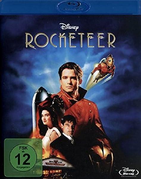 Rocketeer [Blu-ray]: Amazon.es: Campbell, Bill, Connelly, Jennifer, Sorvino, Paul, Dalton, Timothy, Arkin, Alan, Johnston, Joe, Campbell, Bill, Connelly, Jennifer: Cine y Series TV