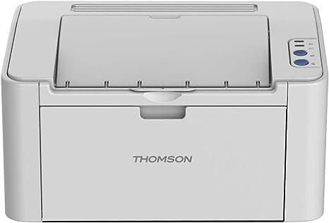Thomson th-2500 Impresora láser Monocromo (23 ppm, Wi-Fi/USB Negro ...