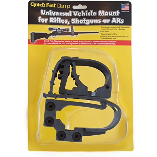 Quick Fist Weapon Clamp