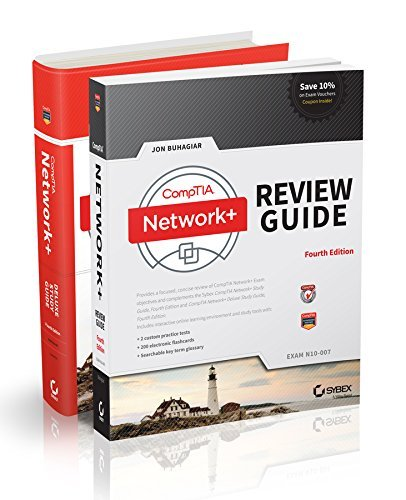 CompTIA Network+ Certification Kit: Exam N10-007