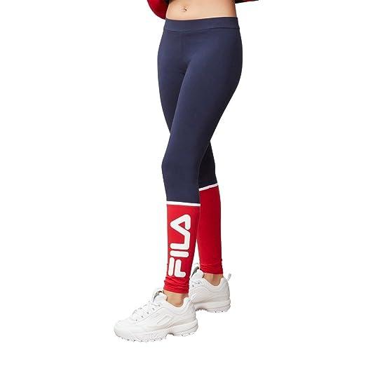 38fd7738166ea Fila Women's Paloma Leggings at Amazon Women's Clothing store: