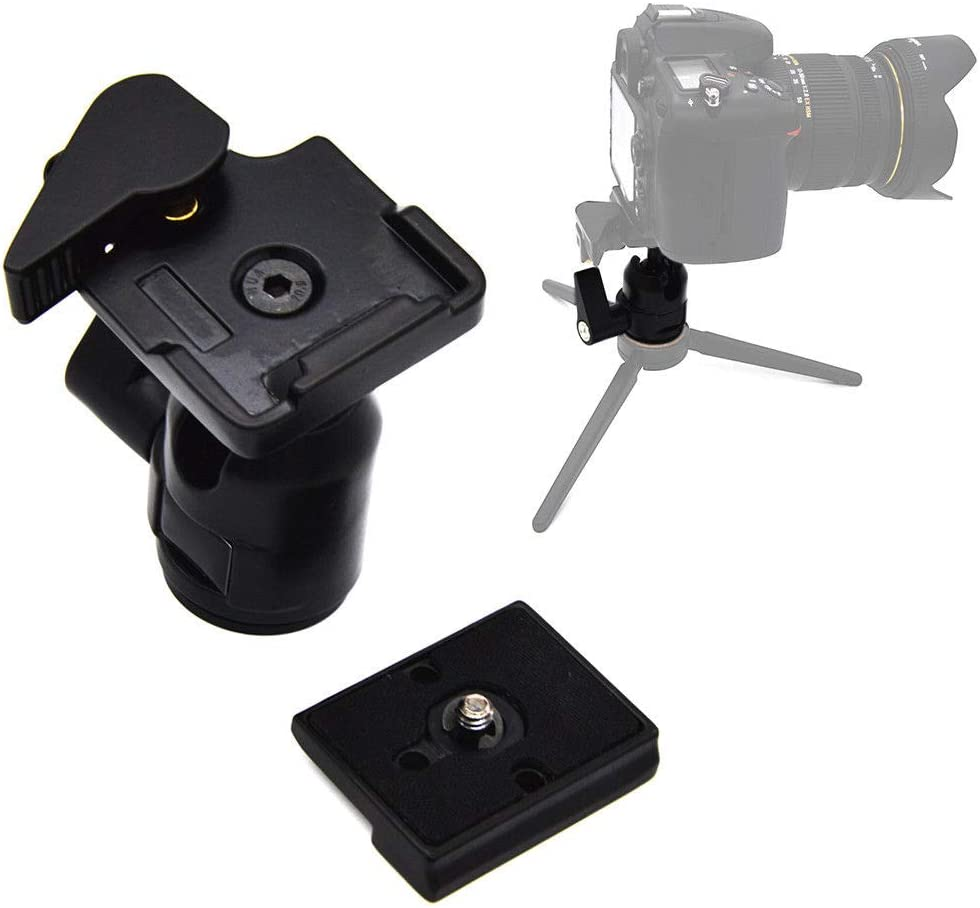 FidgetFidget Compact Ball Head Tripod with RC2 Rapid Connect for 486RC2 SK1