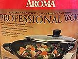 Aroma Electric Wok