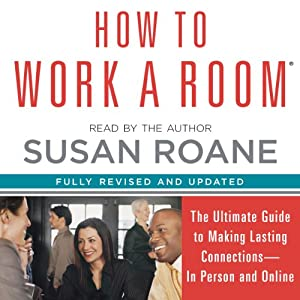 How to Work a Room Audiobook