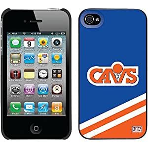 Cleveland Cavaliers - Hardwood Classic design on Black iphone 5c Thinshield Snap-On Case