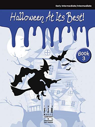 FJH2155 - Halloween at its Best - Book 3