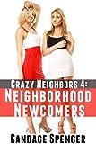img - for Crazy Neighbors 4: Neighborhood Newcomers book / textbook / text book
