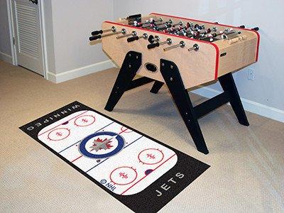 Winnipeg Jets Rink Runner 30x72 - Licensed Winnipeg Jets Gifts