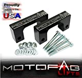"MotoFab Lifts CH-2LM - 2"" Front Leveling Lift Kit That Will Raise The Front Of Your Chevy/Gmc Pickup 2"""