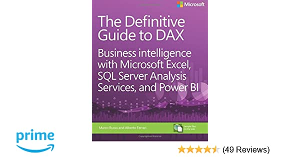 definitive guide to dax  The Definitive Guide to DAX: Business intelligence with Microsoft ...
