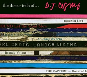 """Afficher """"The disco-tech of... D.J. Cosmo"""""""