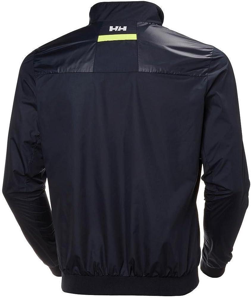 Helly Hansen Mens Crew Windbreaker Jacket