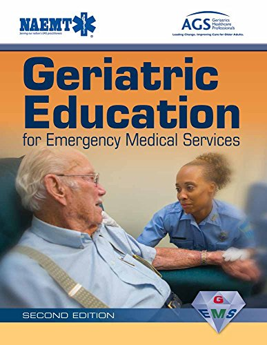 Geriatric Education for Emergency Medical Services (GEMS) by Jones & Bartlett Learning