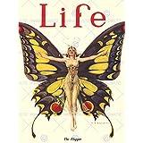 MAGAZINE 1922 LIFE BUTTERFLY DANCER FINE ART PRINT POSTER 30x40cm CC372