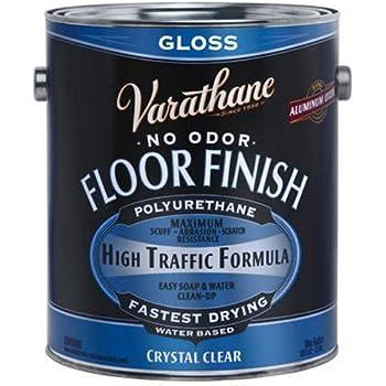 RUST-OLEUM 230031 Varathane Gallon Gloss Waterborne Diamond Floor Finish