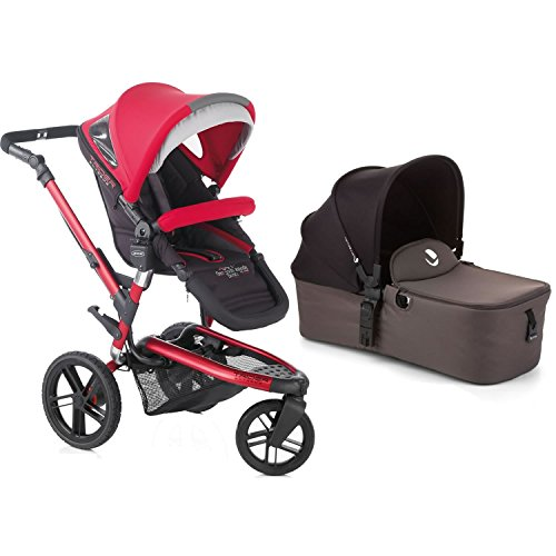 Jane-Trider-Extreme-Stroller-with-Micro-Bassinet-Deep-Red