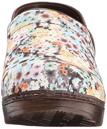 Sanita Donna Prof Miss Mule Marrone Multi