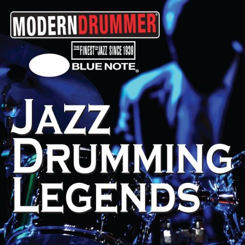 Modern Drummer Magazine And Bl...