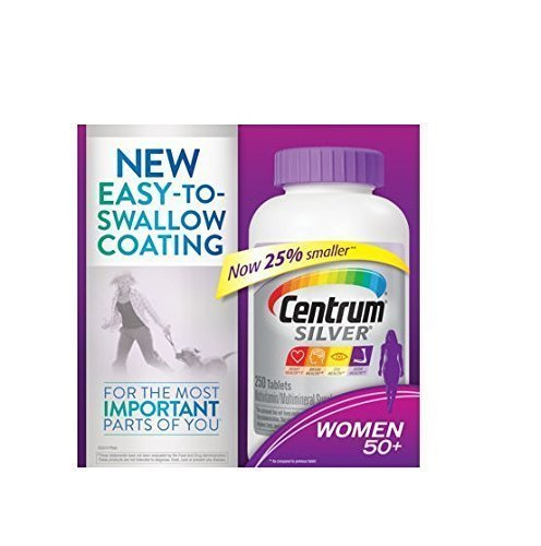 Centrum Silver Women 50+ (250 Tablets) by Centrum …