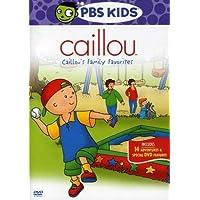 Caillou - Favoritos de la familia de Caillou