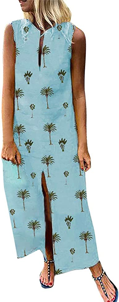 Swiusd Womens Vintage Solid Color Long Maxi Dresses Retro Cold Shoulder Pocket Holiday Beach Party Dresses Clearance