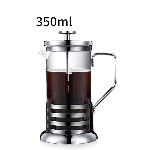 Cafetera francesa Cafetera 350 ml / 600 ml Acero inoxidable ...