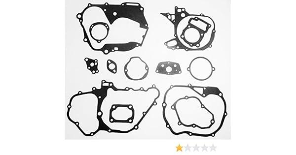 Amazon Com M G 330998k Engine Gasket Set For Honda Atc125m Trx125