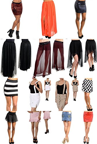 Denim Flap Pocket Skirt - Lot Mini Skirts Jeans Shorts Flap Pocket Leather Pencil Casual Rave S M L XL(L Black Lace Boyshorts High Waist)