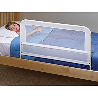 KidCo Children's Mesh Bed Rail, White