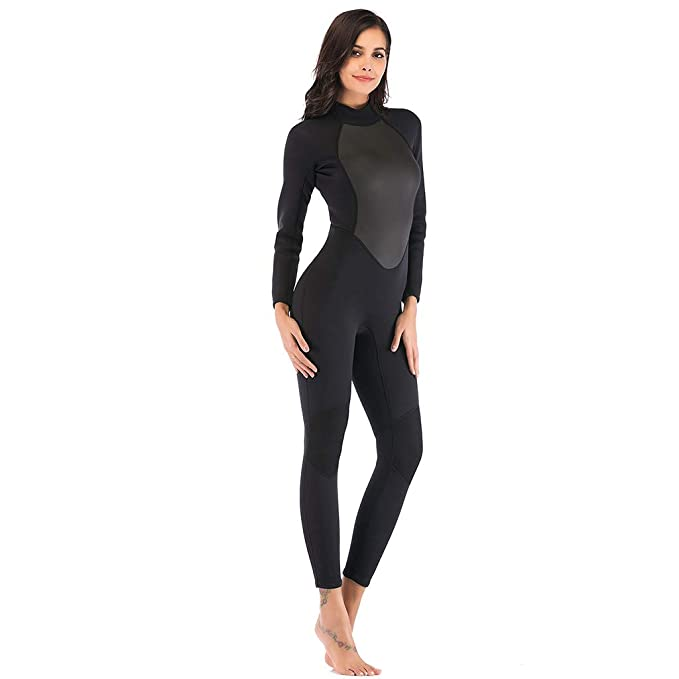 Amazon.com: Kelly Bro - Traje de neopreno para mujer, traje ...