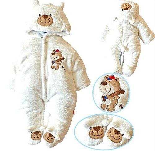 Toddler Thicken Cotton Newborn Clothes