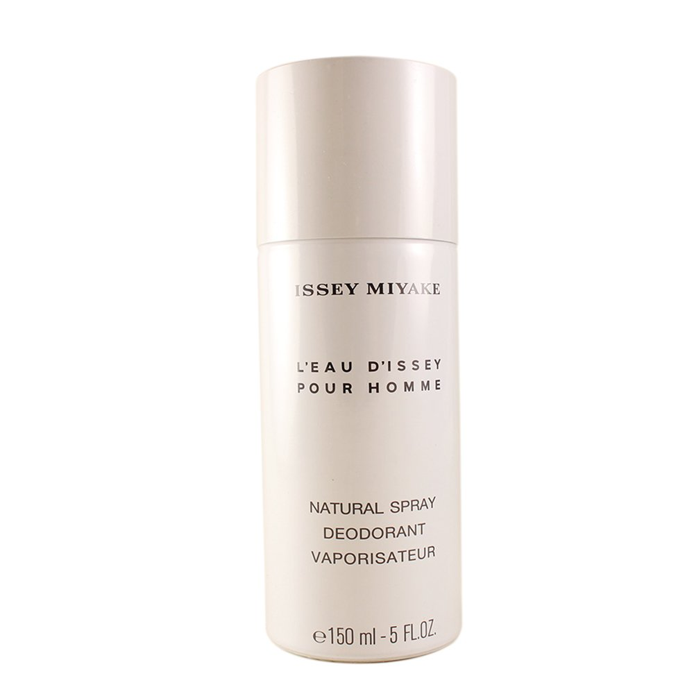 4b1eabbfac Issey Miyake L'Eau D'Issey Pour Homme Deodorant Spray 150 ml: Amazon.co.uk:  Beauty