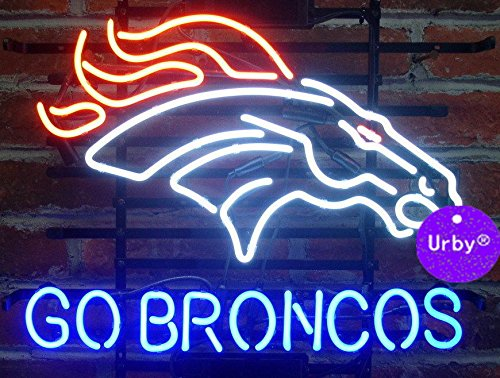 "Urby® 24""x20"" Larger Sport Teams DB Horse Beer Bar Neon Sign 3-Year Warranty-Best Choice!"