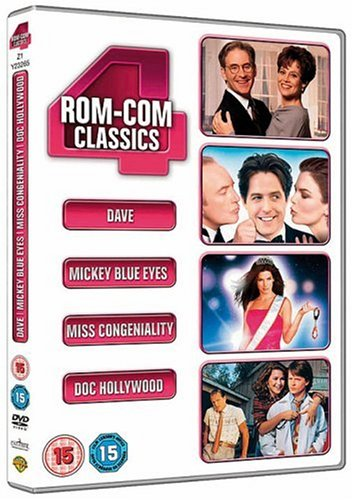 Rom Com Classics (Dave / Mickey Blue Eyes / Miss Congeniality / Doc Hollywood) [Import anglais]