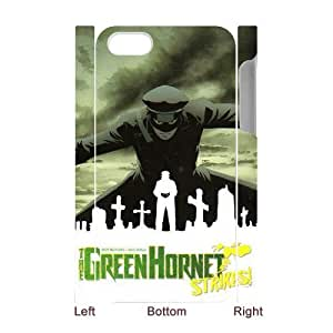 QSWHXN The Green Hornet 2 Phone 3D Case For Iphone 4/4s [Pattern-5]