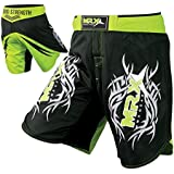 New MRX Mens MMA Fight Shorts Stretch Penals Grappling UFC Cage Fighting Muay Thai Kickboxing Training Trunks