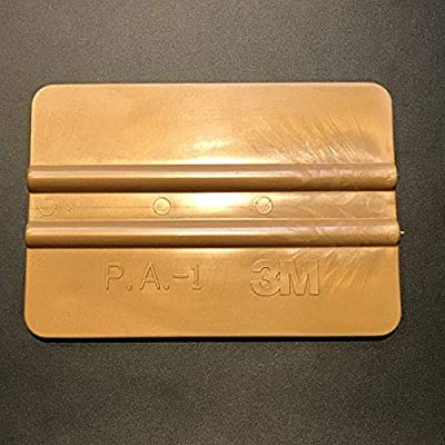 3M Hand Applicator Squeegee PA1-G Gold: Automotive