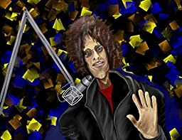 Caricatures, Howard Stern
