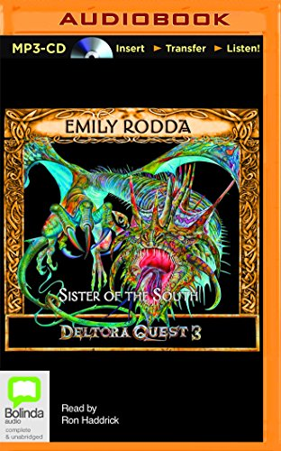 Sister of the South (Dragons of Deltora) by Bolinda Audio