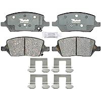 Raybestos ATD1093C Advanced Technology Ceramic Disc Brake Pad Set
